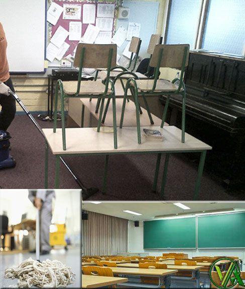 limpieza de academias granada