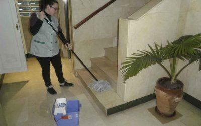 Servicio de Limpieza de Comunidades
