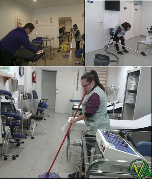limpieza de clinicas granada